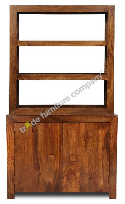 Dakota Dark Small Dresser