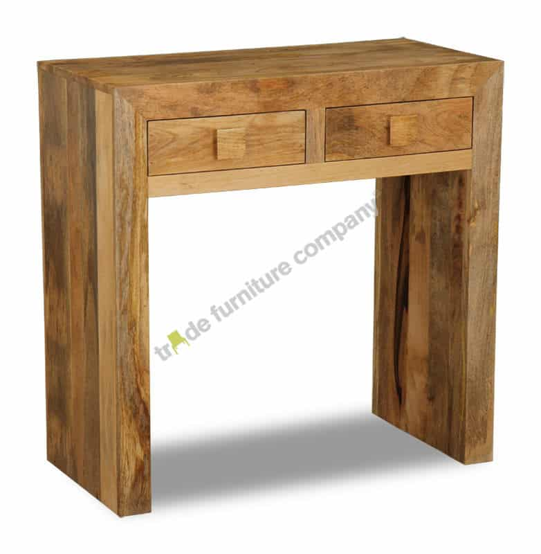 Light Dakota Console Table