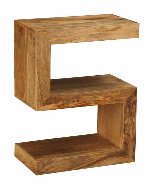 Light Dakota Side Table