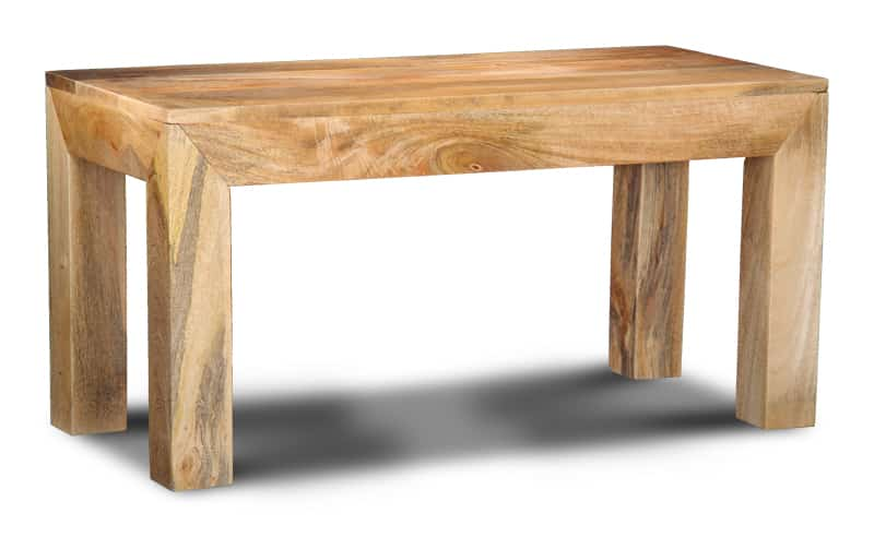 Light Dakota Small Bench