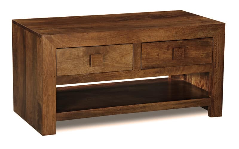 Dakota 2 Drawer Coffee Table