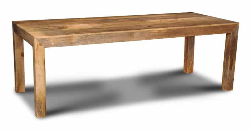 Light Dakota 220cm Dining Table