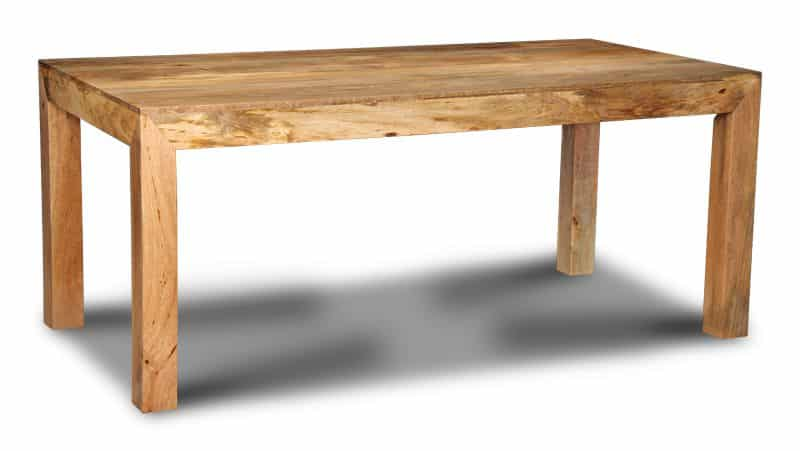Light Dakota 180cm Dining Table