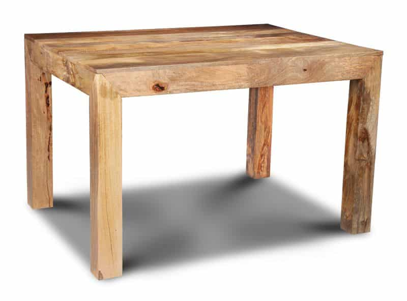 Light Dakota Medium Square Dining Table