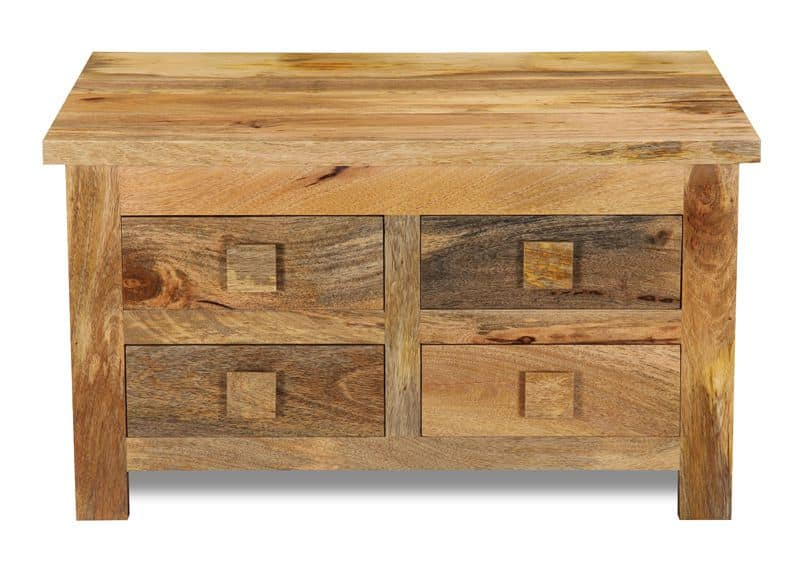 Light Dakota Living Room Chest