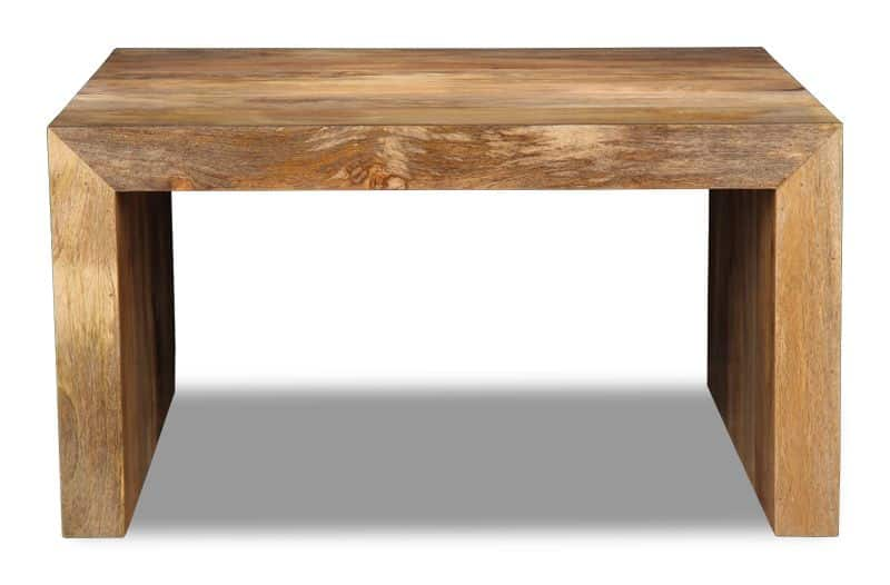Light Dakota Open Coffee Table